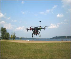 Researchers Investigate Use of Drones during Medical Emergencies