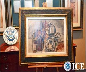 Sale of $11.5 Million Picasso Painting Blocked By US Government