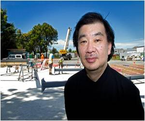 Pritzker Award Won by Japanese Architect