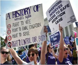 US Top Court Denies to Revive Abortion Restrictions
