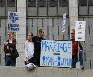 Same-Sex Marriage Opponents in US File Court Appeal