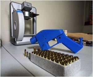 In US, Homemade 3D Guns Stir More Buzz Than Bang