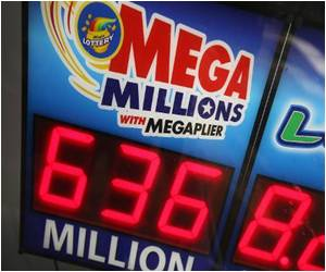 Second-richest Lottery Draw in US History