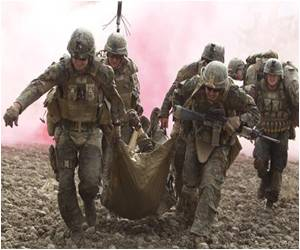 Injectable Sponges Could Save Lives on the Battlefield
