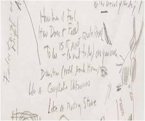 NY Music Auction Banks on Bob Dylan Lyrics