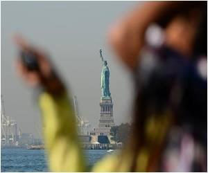 Tourists Baffled as Statue of Liberty Shut