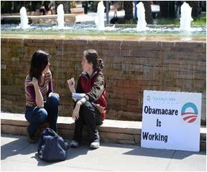 White House Confirms Obamacare Sign-ups Hit Seven Million Target