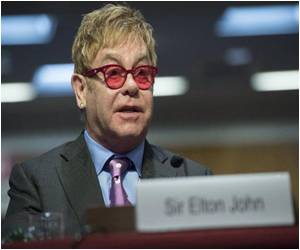 Elton John Urges the United States Congress to Strengthen Support to End AIDS