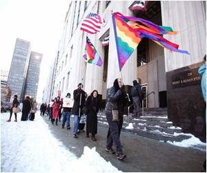Gay Marriage Ban in Michigan Struck Down by US Judge