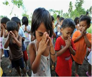 Filipinos Most Religious in the World