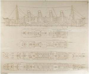 240 Titanic Artifacts Up at Online Auction