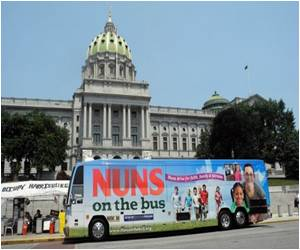 Nuns on the Bus Gaining Massive Popularity in US