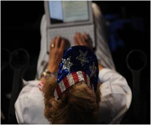 A Digital Battleground: 2012 US Election Campaign
