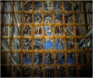 Technological Makeover Leaves Sistine Chapel Dazzling