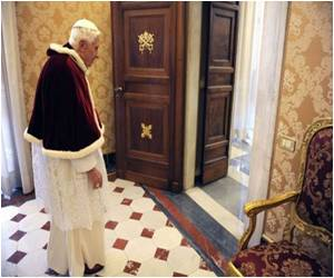 Pope Benedict XVI Could No Longer Carry Out His Papal Duties