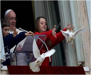Hawks Hired by Vatican to Protect Pope's Doves