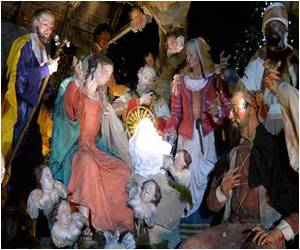 Pope Francis' First Christmas: Vatican Unveils Nativity Scene