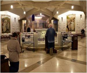 Krakow Prays to Its Saint John Paul II in the Sanctuary Named After Him
