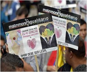 Gay Rights Activists in Venezuela Gather to Present a Petition