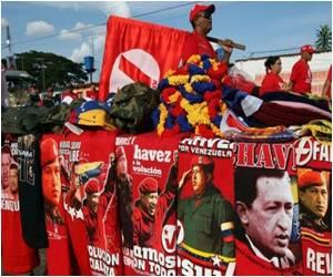 Hugo Chavez is Sick, but Chavez Merchandising is Quite Healthy