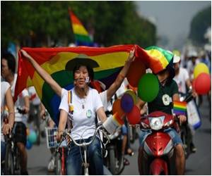 First Gay Parade Held in Vietnam