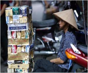 Smoking in Public Banned in Vietnam