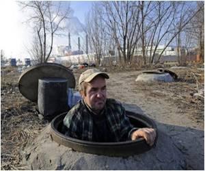 Deep Freeze Effect: Homeless Go Underground