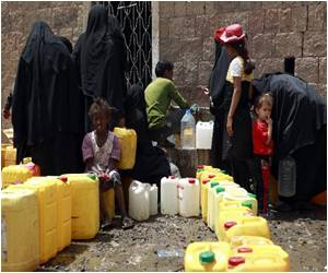 War Leaves Two-Thirds of Yemenis Population Without Clean Water: Oxfam