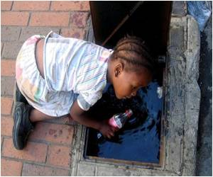 Bulawayo Gets Ready for the �Big Flush� to Clear Drain Blockages