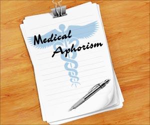 Medical Aphorism
