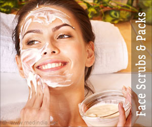Face Scrubs and Face Packs - Beauty Tips
