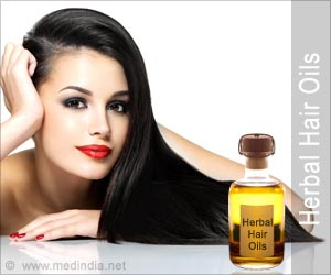 Herbal Hair Oils for Healthy Hair