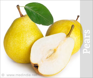 Pears - Home Remedies and Beauty Tips Glossary