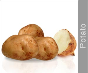 Potato - Home Remedies and Beauty Tips Glossary