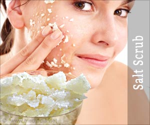 Easy Steps to Make Salt Scrub at Home