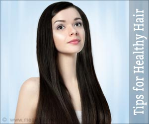 Top Tips for Healthy Hair