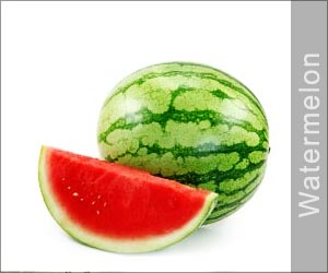 Watermelon interesting beauty facts