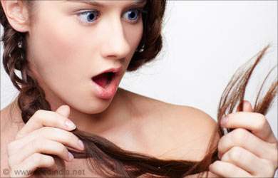 Hair Straightening Side Effects: Dryness of Hair