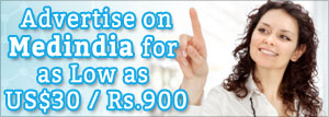 advertisement on medindia