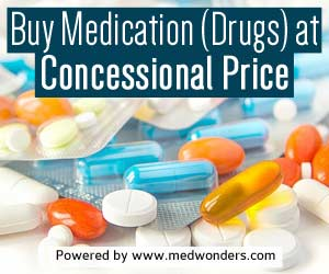 Buy Medication (Drug) at Concessional Price from India