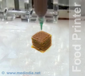 3-D Food Printer: The End of Hunger?