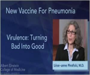 Experimental Vaccine Against Pneumonia