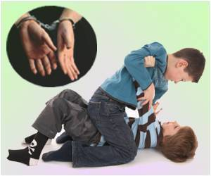 Signs Of Physical Aggression Develop Early In Kids: Study