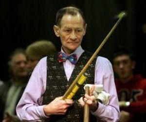 Snooker Legend Higgins Died of Malnutrition, Claims Pal