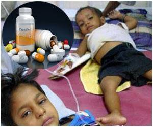 Children Suffering from Malnutrition May Not Always Need Antibiotics: Study