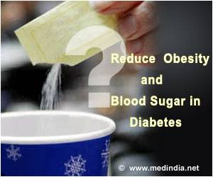Can Artificial Sweeteners Reduce Obesity and Blood Sugar in Diabetes?