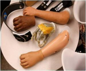 DARPA Developing Prosthetic Hands With Sense of Touch