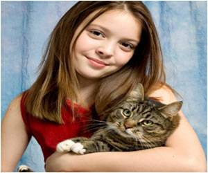 Study Finds Girls Prefer Men With Pet Cats