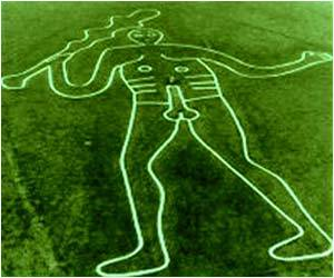 Baby Boom Encouraged by Cerne Abbas Giant - So They Believe