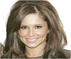 Cheryl Cole Launches Lipstick For A Cause